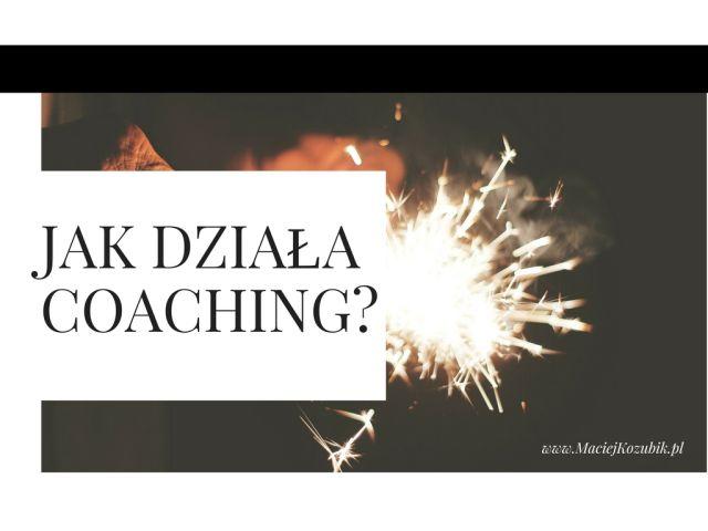Jak działa coaching?