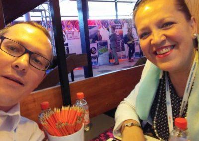 Maciej-Kozubik-Justyna-Liber-Europen-Startup-Days-2017-1024x569