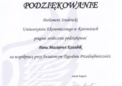 Maciej-Kozubik-Uniwersytet-Ekonomiczny-wiatowy-Tydzie-Przedsibiorczoci-722x1024