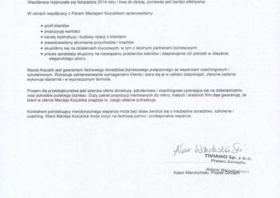 Tiviano-referencje_Maciej-Kozubik_coach_trener-biznesu-724x1024