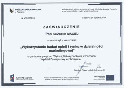 Wykorzystanie-bada-opinii-i-rynku-w-dziaalnoci-marketingowej-Maciej-Kozubik_coach_trener-biznesu_trener-sprzedaży