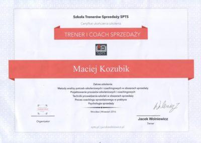 certyfikat-trener-i-coach-sprzeday-Maciej-Kozubik_coach_trener-biznesu_trener-sprzedaży-1024x722