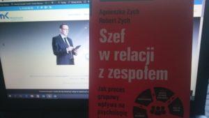 Recenzja książki: Szef w relacji z zespołem.