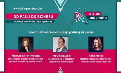Maciej Kozubik na XIII Dialogu Możliwości