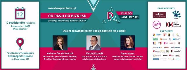 dialog możiwości Maciej Kozubik