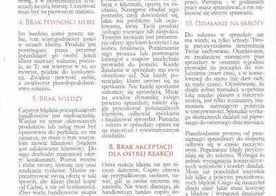 10 błędów czyli czego nie należy robić w sprzedaży_Maciej Kozubik_coach_trener biznesu_2